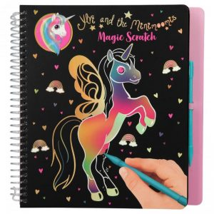 MAGIC-SCRATCH UNICORNIO