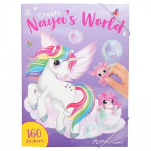 CUADERNO NAYA´S WORLD