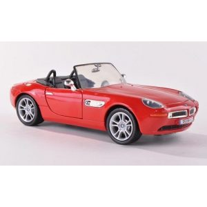 BMW Z8 Roadster, rojo